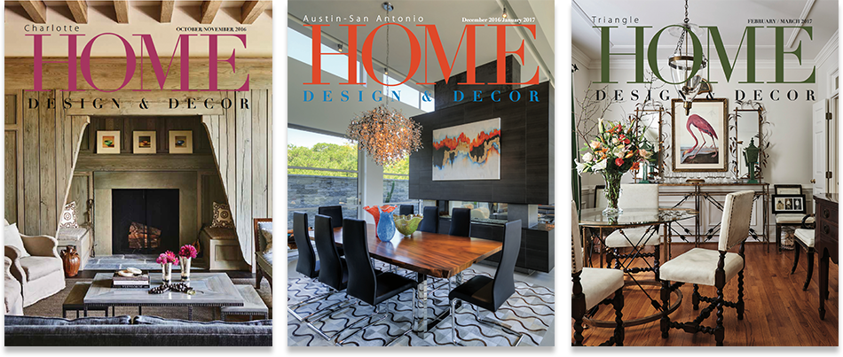 Magazine Overview Home Design Decor Franchise